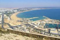 Plage d'Agadir