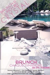 Sunday Crystal Brunch